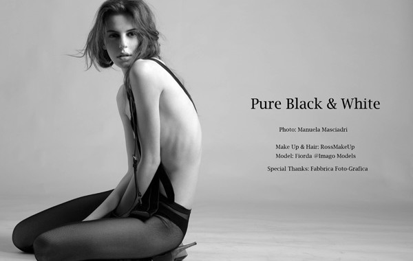 Fiorda: Basic Black & White