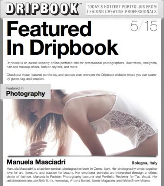 Dripbook presenta il mio lavoro