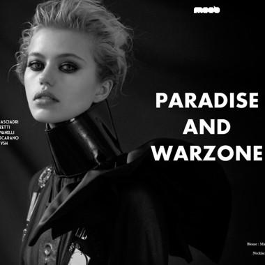 Paradise and War Zone, MOOB Mag