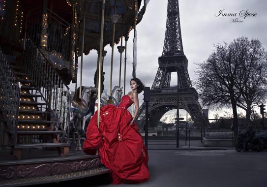 My first ADV Campaign: shot in Paris