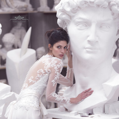 Vittoria Bonini Bridal 2018