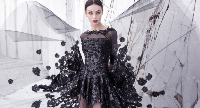 Vittoria Bonini Couture: Michelangelo Collection 2018