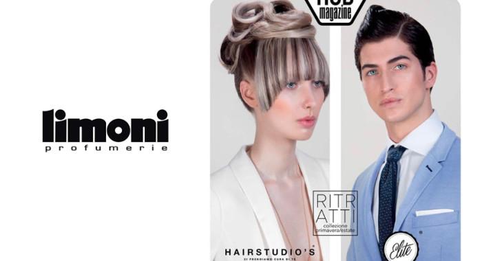 Limoni Profumerie: Barberia Elite + Hair Studio's SS18