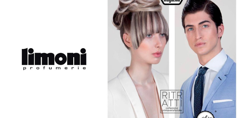 Limoni Profumeries: Barberia Elite + Hair Studio's SS18