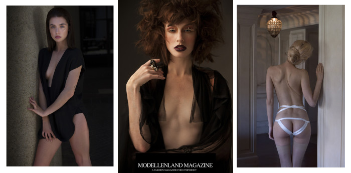 Intervista per Modellenland Magazine