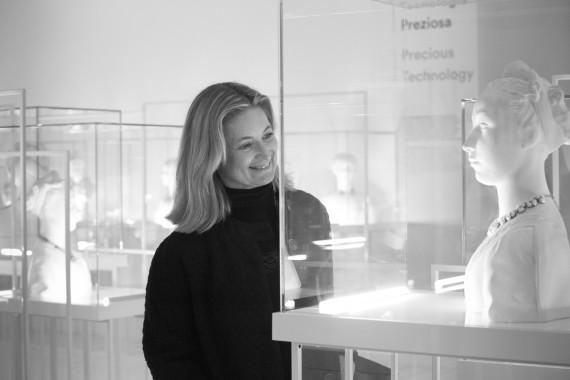Alba Cappellieri: emerging designer, excite us!