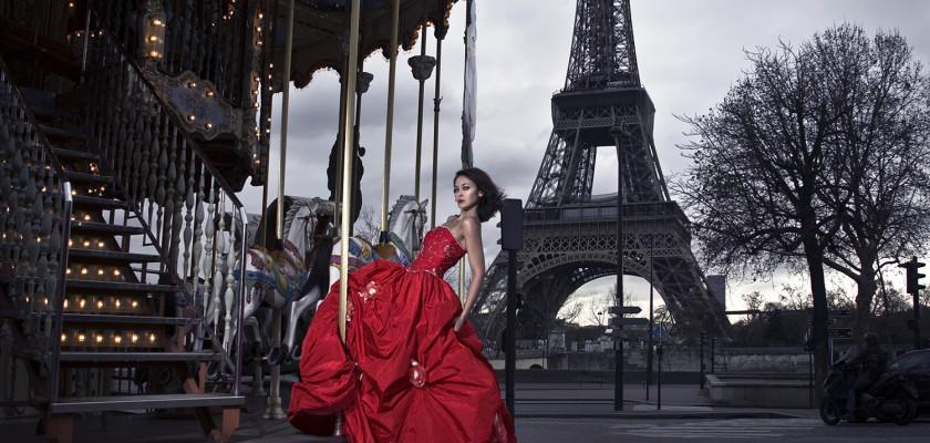 Prima ADV Campaign a Parigi
