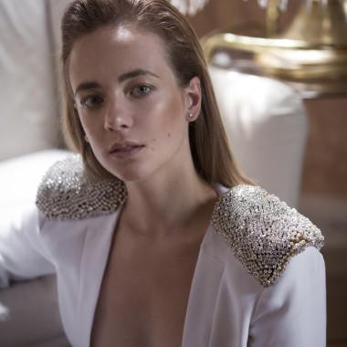 Sara Lazzaro, elegant vibes