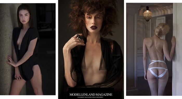 Interview for Modellenland Magazine