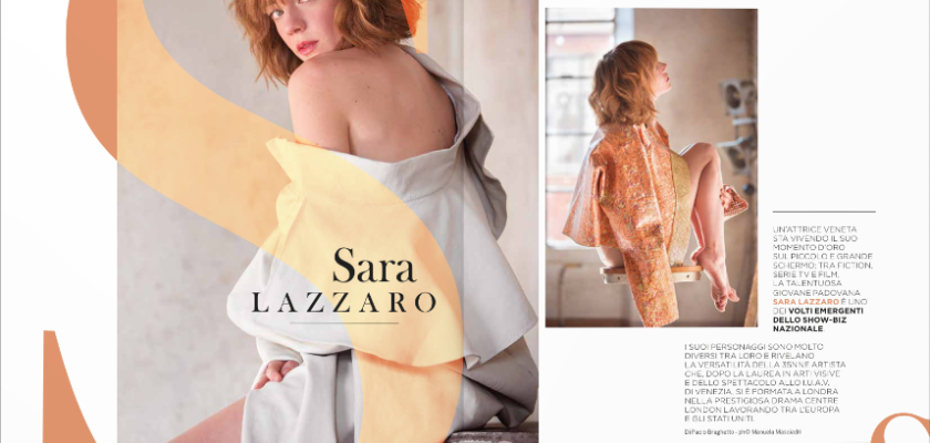 Sara Lazzaro per V Pocket Magazine